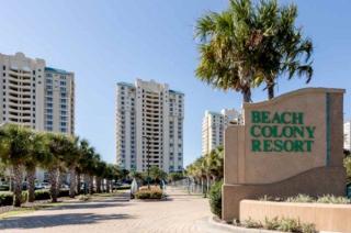 Beach Colony Condos Perdido Key FL
