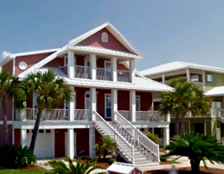 Perdido Key House For Sale, Parasol West